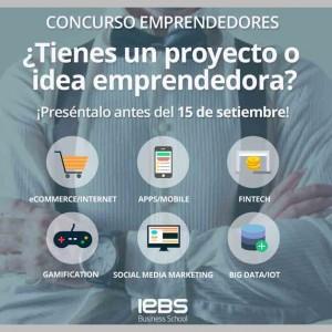 emprendedores IEBS