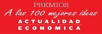 """La revista Actualidad Económica convoca los premios a """"100 Mejores Ideas"""""""