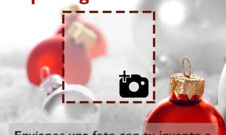 Estas navidades el protagonista eres tu!