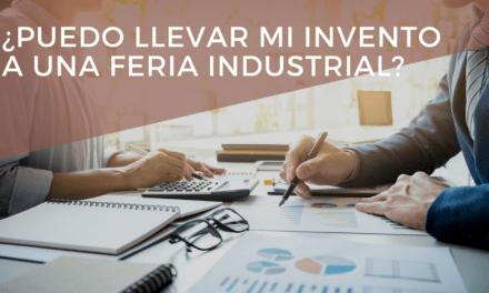 7 razones para presentar tu invento en una feria industrial