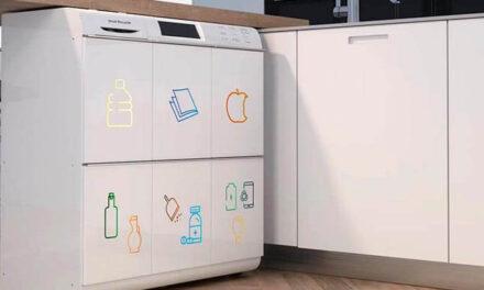 The Smart Recycler – modulo inteligente de reciclaje