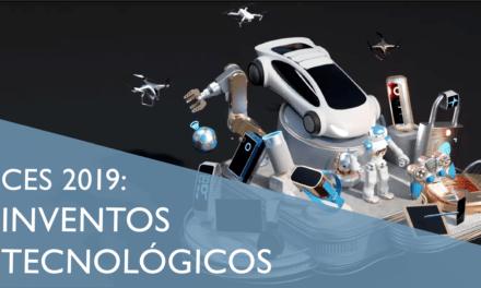 7 inventos tecnológicos de CES 2019