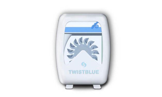 Twistblue – generación de energía eléctrica para el hogar