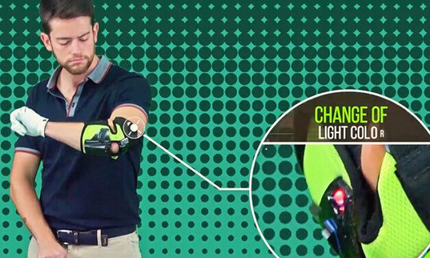El invento revolucionario con el que alcanzarás el swing perfecto