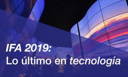 7 inventos tecnológicos de IFA 2019