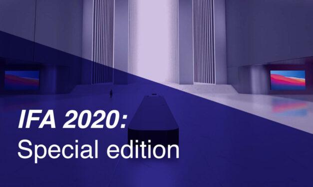 Los 5 inventos tecnológicos más sorprendentes de IFA 2020: Special Edition