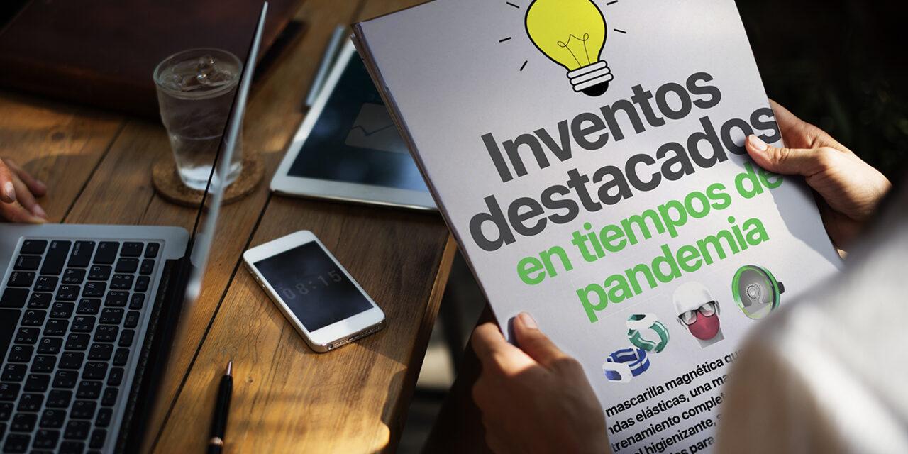 Los inventos más destacados de la pandemia