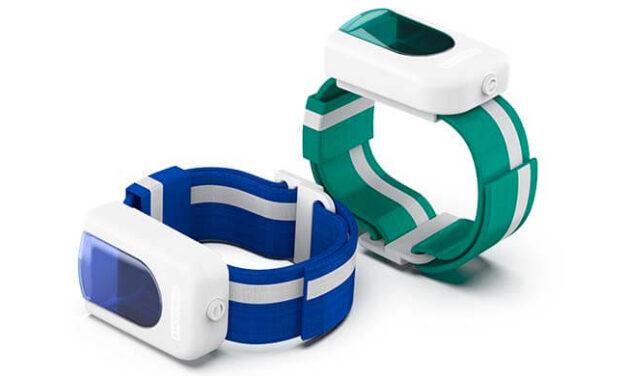 Safetyband – El invento anticovid para desinfección de manos